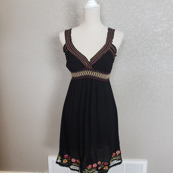Love Culture Dresses & Skirts - Love Culture embroidered dress